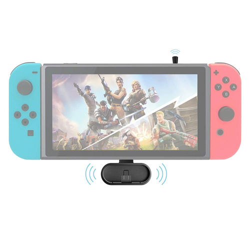 GuliKit Route+ Pro Wireless Bluetooth Audio Transmitter (aptX) for Nintendo Switch